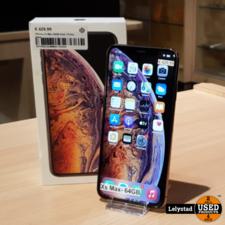 iPhone Xs Max 64GB Gold   Prima staat