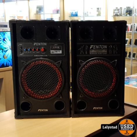 Fenton SPB-10 600W Actieve Speakerset 10   Nieuw