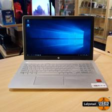 HP Pavillion AMD-9620P 8GB/256GB SSD Win 10 Pro | Nette staat