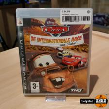 Playstation 3 Game: Cars Internationale race van takel