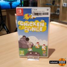 Nintendo Switch Game: Chicken Range