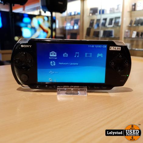 Sony PSP 3004 Zwart Incl: Oplader | Prima staat