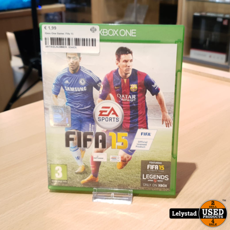 Xbox One Game: Fifa 15