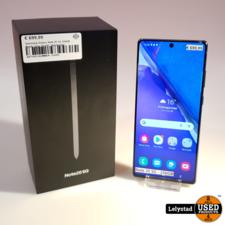 Samsung Galaxy Note 20 5G 256GB Mystic Gray DUOS | Nieuwstaat