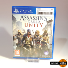 Playstation 4 Game: Assassin's Creed Unity