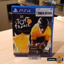 Playstation 4 Game: Le Tour de France