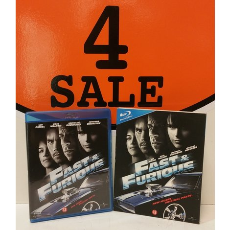 Fast & Furious | 2009 | Speelfilm [Blu-Ray Disc]