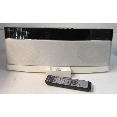 Onkyo CBX-500 Radio / CD / USB / iPod Speakerdock [Nieuwprijs € 200,-]