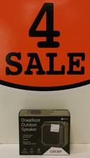 Grixx Draadloze Outdoor Speaker  (elders € 50,-)