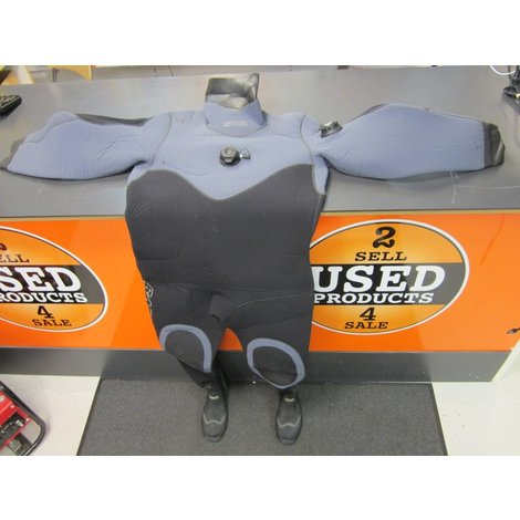 Duikuitrusting | BARE Supra Dry Suit Maat M