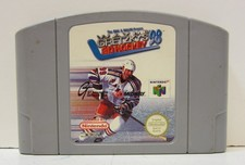 Wayne Gretzky's 3D Hockey '98 [N64]