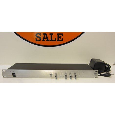DAP MAX-1 Processor (zonder lader)                        (nieuwprijs € 350,-)