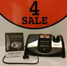 EdgeWare Electric Messenslijper (nieuwprijs € 190,-)