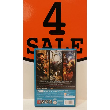 Call Of Duty Black Ops II [WiiU]