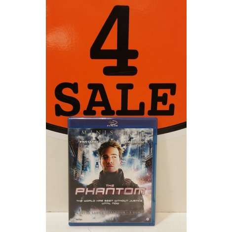 The Phantom | 2009 | Miniserie [Blu-Ray Disc]