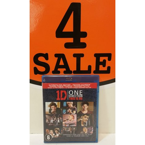 One Direction - 1D This Is Us | 2013 | Documentaire [Blu-Ray Disc]