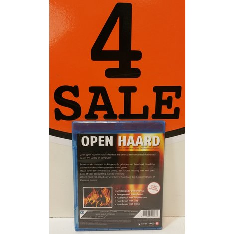 Open Haard | 2008 | Speelfim [Blu-Ray Disc]