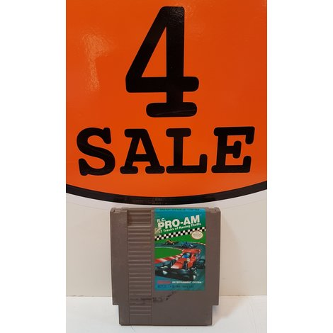 Race Championship Pro-AM [NES] | Losse Cartridge