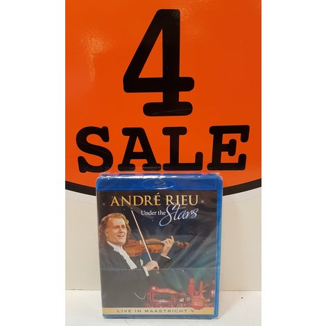 André Rieu - Under The Stars (Live In Maastricht V) [Blu-Ray Disc]
