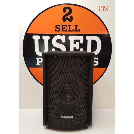 EHQ VDSG8 2-Way Bass Reflex Speaker