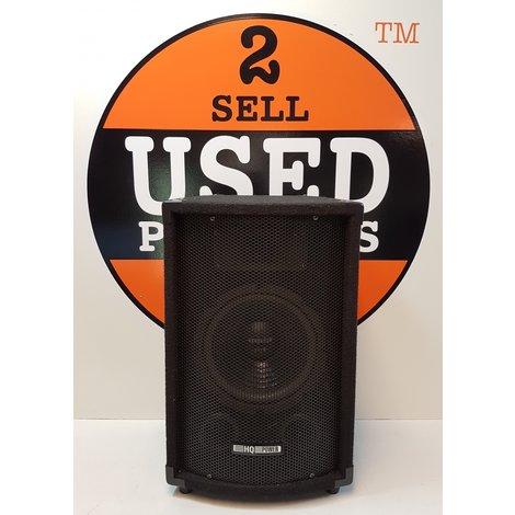 EHQ VDSG8 2-Way Bass Reflex Speaker