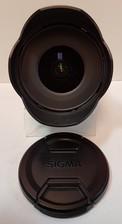 Sigma | EX 10-20mm 1:4-5.6 DC HSM | ø 77 | nieuwprijs €. 349,-