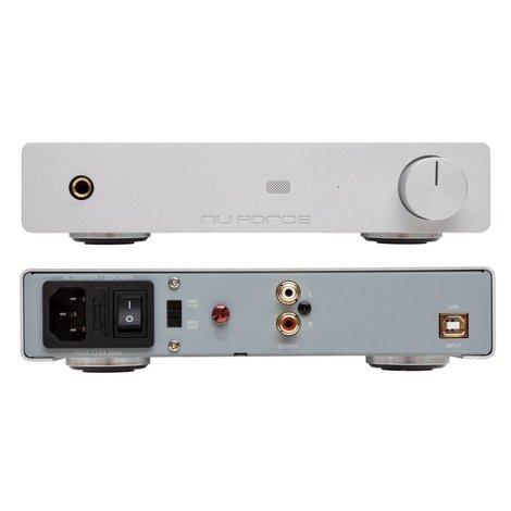 NuForce UDH-100 Digitaal-Analoog Converter & Hoofdtelefoonversterker (elders € 519,-)