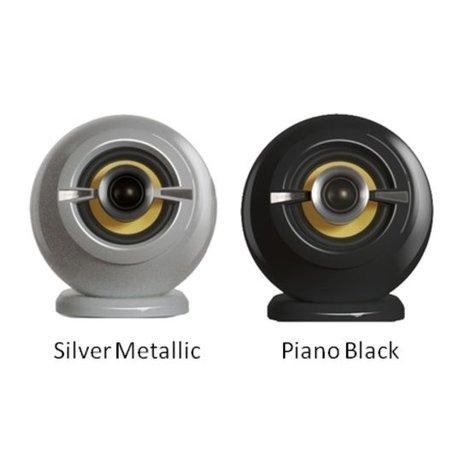 EBTB Venus D speakerset. SILVER  GLOEDNIEUWE High-End  set, elders €. 999,-