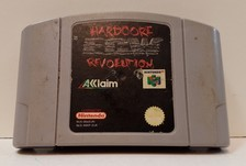 ECW Hardcore Revolution [N-64] | Losse Cartridge