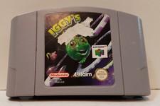Iggy's Reckin' Balls [N-64] | Losse Cartridge