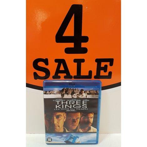 Three Kings | 1999 | Speelfilm [Blu-Ray Disc]