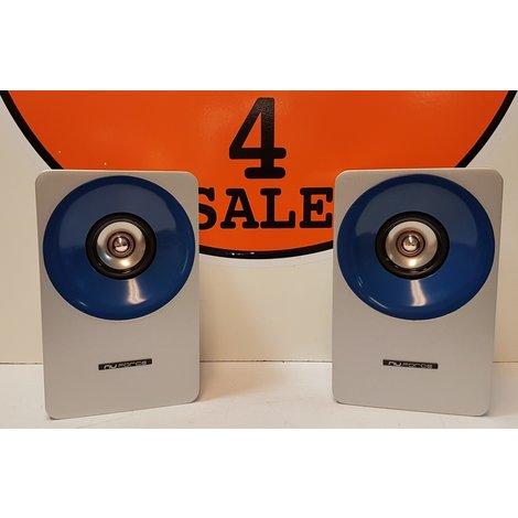 NuForce S-1 Speakerset (nieuwprijs € 249,-)