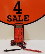 Meterman 5XP Multimeter (nieuwprijs € 85,-)