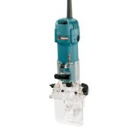 Makita 3708FC | Tilt Base Laminate Trimmer | 400 Watt