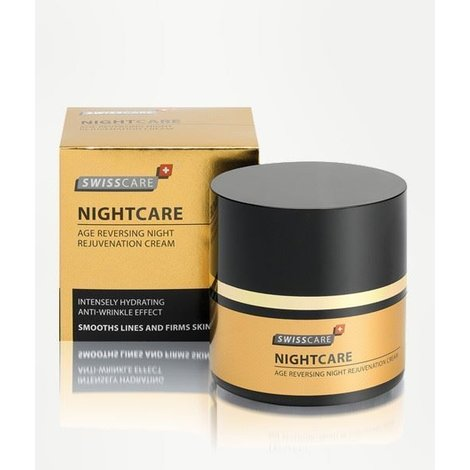 SWISSCARE Nightcare 50 ml. | elders € 60,18
