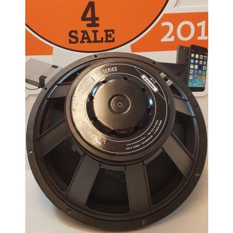 Eminence Kilomax 18A luidspreker 18 inch PA speaker | nieuwprijs € 344,-
