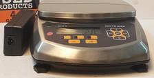 WhiteBird W31S-6000 Pakket / portioneerweegschaal | Nieuwprijs € 210,-