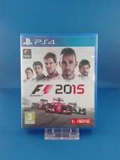 F1 2015- Ps4