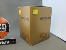 nikkor lens af-s nikkor 50mm f/1.4g |zo goed als nieuw|