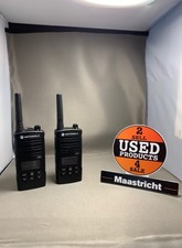 Motorola XTNiD PMR446, set van 2 met toebehoren (Z99)