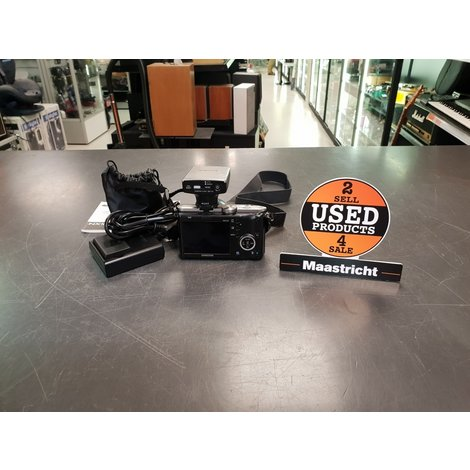 samsung NX 100 systeem camera ZGAN
