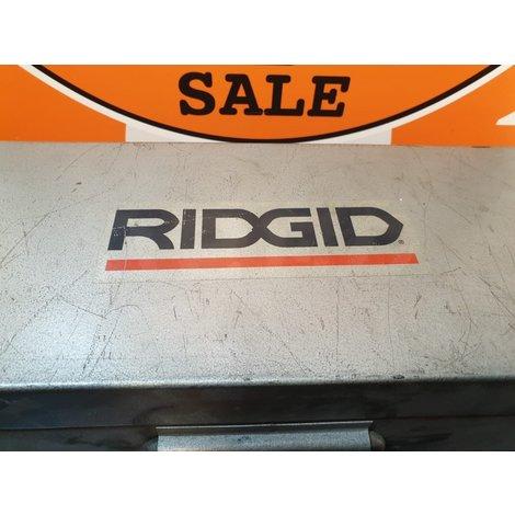 Ridgid 11-R Hand draadsnij-ijzer - 3/8 - 1 1/4 | nwpr. € 360,-