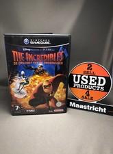 The Incredibles: De opkomst van de ondermijner - Nintendo Gamecube