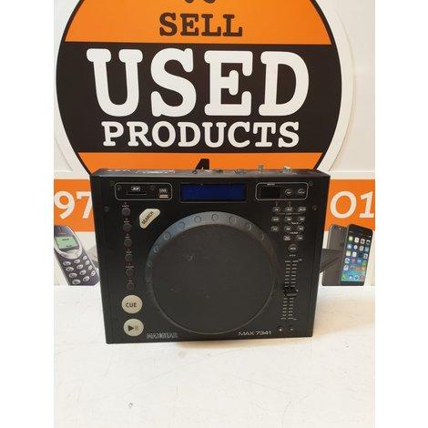 MaxGear Max 7341 - USB/SD Media Player