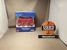 Playstation 3 controller NIEUW! rood