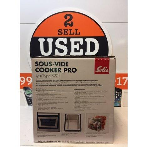 Solis pro sous- vide cooker type 8201 | nwpr. € 258,-