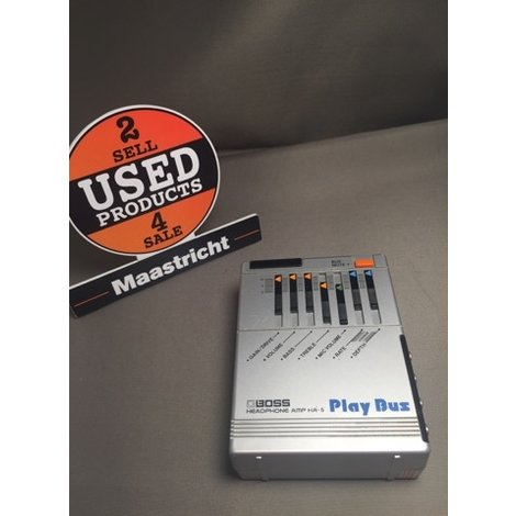 Boss Headphone AMP HA-5