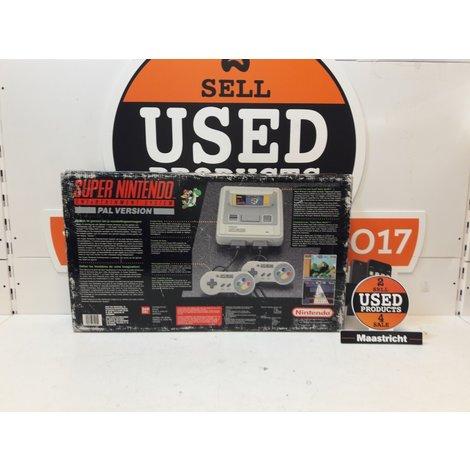 Super Nintendo Entertainment System in originele doos!