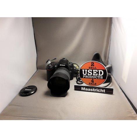 Nikon D90 met Nikkor 18-105mm 1:3.5-5.6 G ED lens