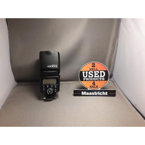 Canon Speedlite 430EX II Flitser in heel nette staat, mét garantie